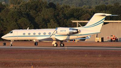 N877A - Gulfstream G-IV(SP) - Private