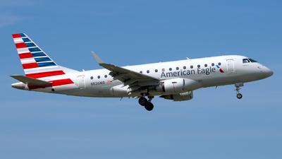 N826MD - Embraer 170-100SU - American Eagle (Republic Airways)