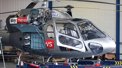 G-UKTV - Aérospatiale AS 355F2 Ecureuil 2 - Arena Aviation