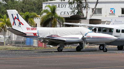 VH-ANM - Cessna 404 Titan - Hardy Aviation