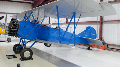 NC6425 - Curtiss-Wright Travel Air 4000 - Cavanaugh Flight Museum