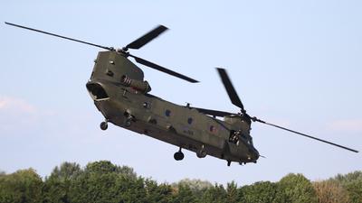 ZH891 - Boeing Chinook HC.6 - United Kingdom - Royal Air Force (RAF)