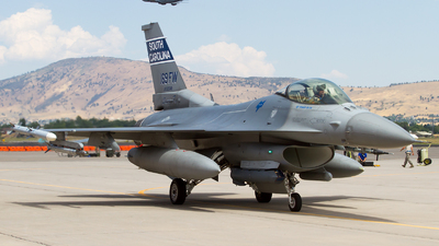 93-0549 - General Dynamics F-16C Fighting Falcon - United States - US Air Force (USAF)