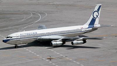 C-GQBG - Boeing 707-123B - Québecair