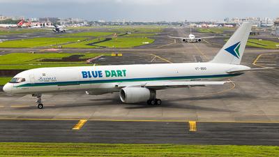 VT-BDO - Boeing 757-204(SF) - Blue Dart Aviation