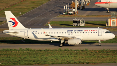 B-8281 - Airbus A320-232 - China Eastern Airlines