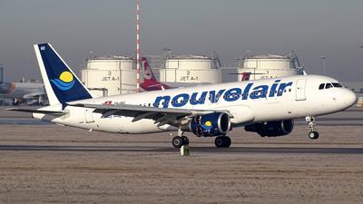 TS-INO - Airbus A320-214 - Nouvelair