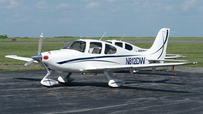 N812DW - Cirrus SR22 - Private