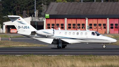 D-IJOA - Cessna 525A CitationJet 2 - Excellent Air
