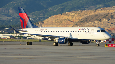 N282SY - Embraer 170-200LL - Delta Connection (SkyWest Airlines)