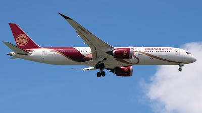 B-208A - Boeing 787-9 Dreamliner - Juneyao Airlines