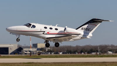 N510CJ - Cessna 510 Citation Mustang - Private