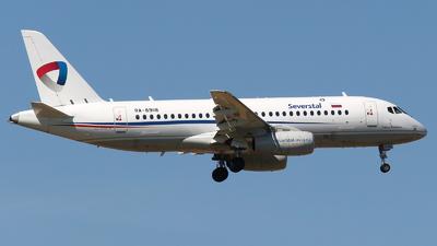 A picture of RA89118 - Sukhoi Superjet 10095B - Severstal Aircompany - © Mikhail Tkachuk