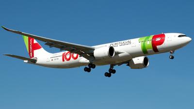 A picture of CSTUI - Airbus A330941 - TAP Air Portugal - © a.m.