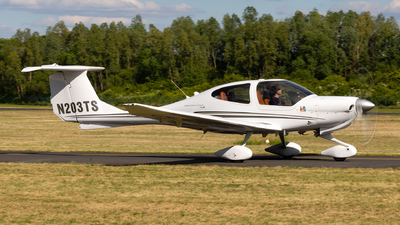N203TS - Diamond DA-40 Diamond Star XLS - Private