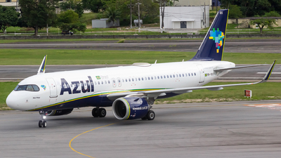A picture of PRYRX - Airbus A320251N - Azul Linhas Aereas - © ham34_spotter
