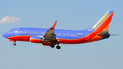 N619SW - Boeing 737-3H4 - Southwest Airlines