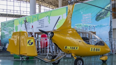 B-70KX - AutoGyro MTO Sport - Shandong Qixiang General Aviation