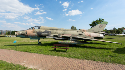 3005 - Sukhoi Su-22M4 Fitter K - Poland - Air Force