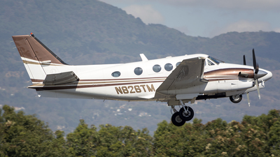 N826TM - Beechcraft C90GTi King Air - Private