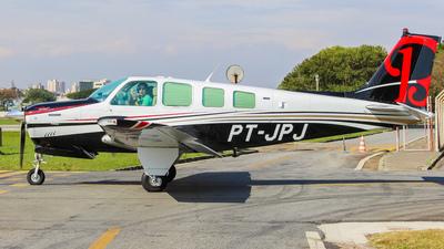 PT-JPJ - Beechcraft A36 Bonanza - Private