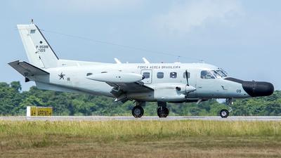 A picture of FAB7109 - Embraer P95BM Bandeirulha -  - © Leonardo Carvalho