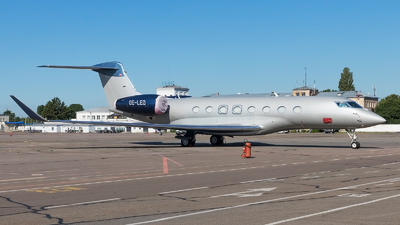 OE-LEO - Gulfstream G650 - Global Jet Austria