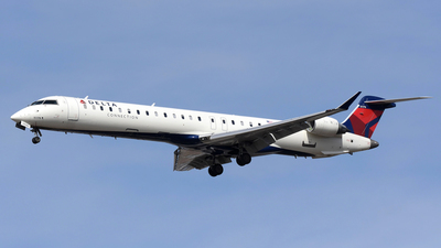 N176PQ - Bombardier CRJ-900ER - Delta Connection (Endeavor Air)