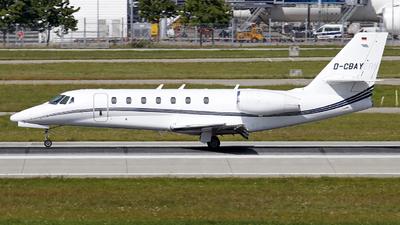 D-CBAY - Cessna 680 Citation Sovereign - Aeroways