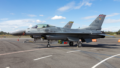 93-0544 - Lockheed Martin F-16C Fighting Falcon - United States - US Air Force (USAF)