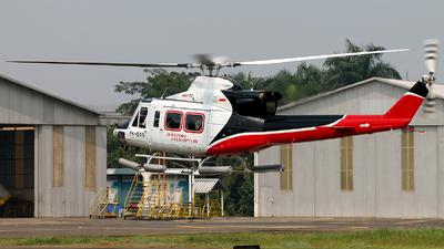 PK-DAS - Bell 412SP - Derazona