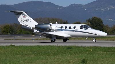 A picture of YUMPC - Cessna 525 Citation M2 - [5250911] - © muma