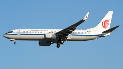 B-1217 - Boeing 737-89L - Air China Inner Mongolia