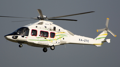 A picture of XAZTC - Airbus Helicopters H175 - [5009] - © Zenon Sanchez Z.