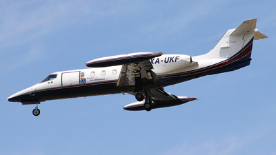 XA-UKF - Bombardier Learjet 35A - Private