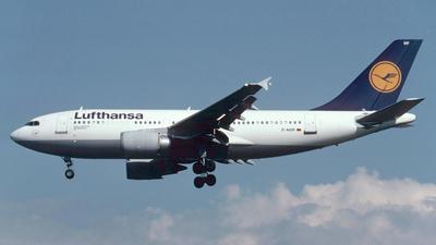 D-AIDF - Airbus A310-304 - Lufthansa