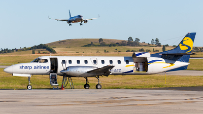 VH-SEZ - Fairchild SA227-AC Metro III - Sharp Airlines