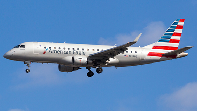 N135HQ - Embraer 170-200LR - American Eagle (Republic Airways)