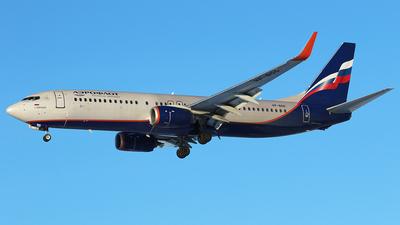 A picture of VPBGG - Boeing 7378LJ - Aeroflot - © BizavMen