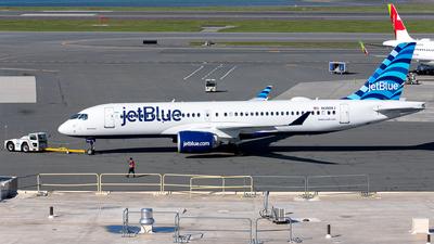 A picture of N3008J - Airbus A220300 - JetBlue Airways - © OCFLT_OMGcat