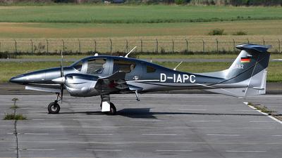 D-IAPC - Diamond Aircraft DA-62 - Private