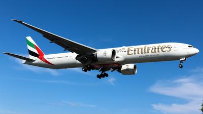 A picture of A6EPR - Boeing 77731H(ER) - Emirates - © Hetzark Segundo - Philippine Aviators