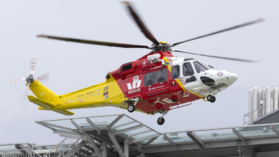 VH-ZXB - Agusta-Westland AW-139 - Northern Region Helicopter Rescue Service