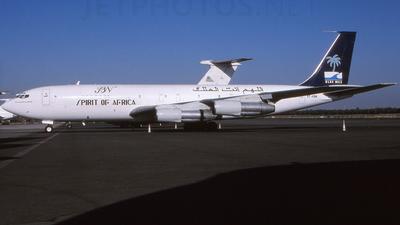 ST-AQW - Boeing 707-336C - Spirit of Africa