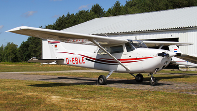 D-EBLE - Reims-Cessna F172M Skyhawk - Private