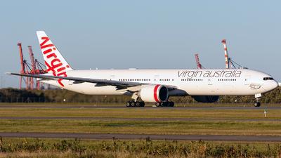 A picture of VHVPH - Boeing 7773ZG(ER) - Virgin Australia - © Peter Williamson