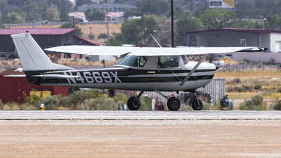 N4669X - Cessna 150G - Private