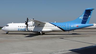 HB-ALM - ATR 72-202(F) - Zimex Aviation