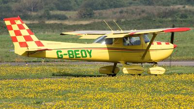 A picture of GBEOY - Cessna FRA150L Aerobat - [0150] - © Stephen Duquemin