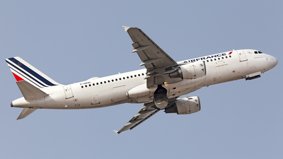 A picture of FGKXL - Airbus A320214 - Air France - © Manuel Llama - Benalmadena Spotters